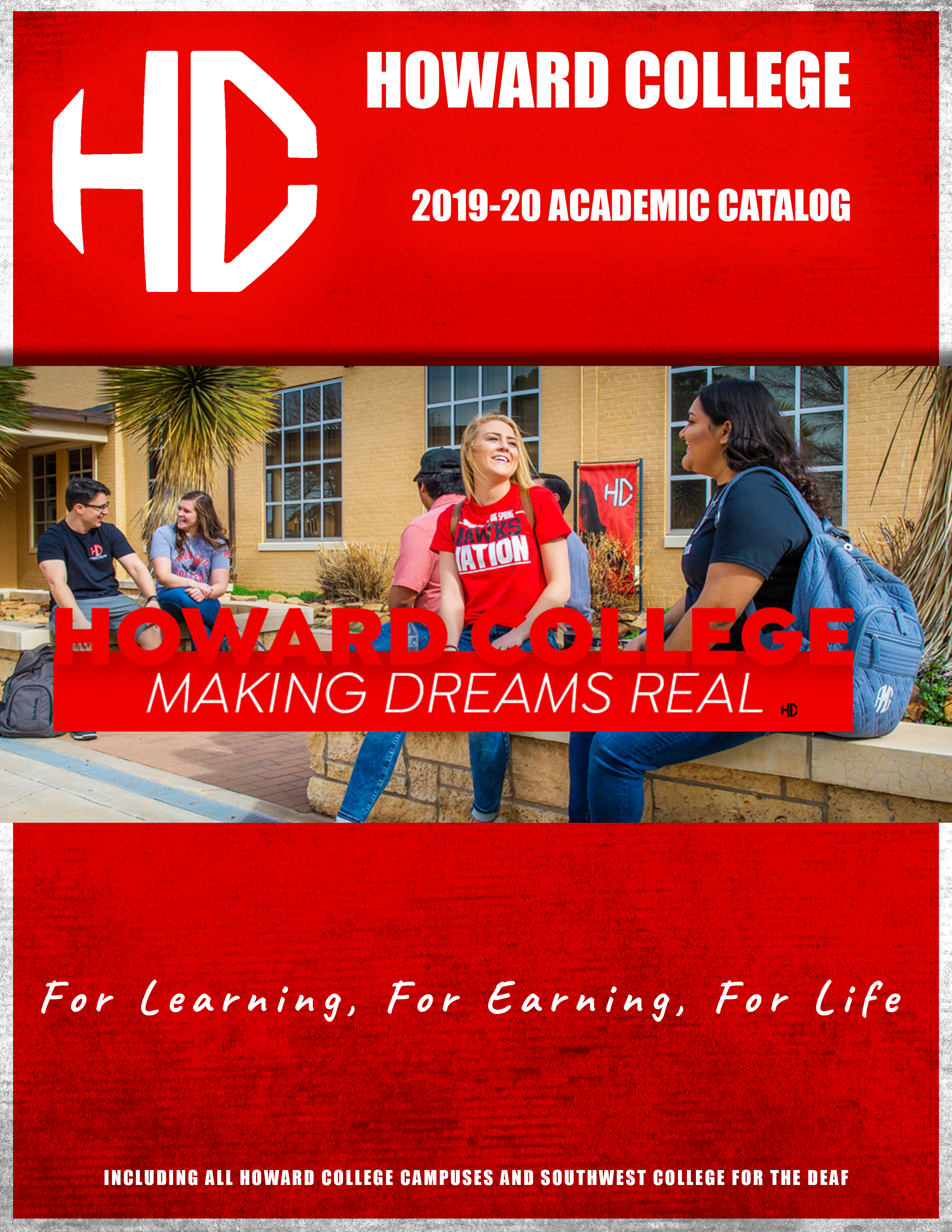 Howard College 2019-2020 Catalog